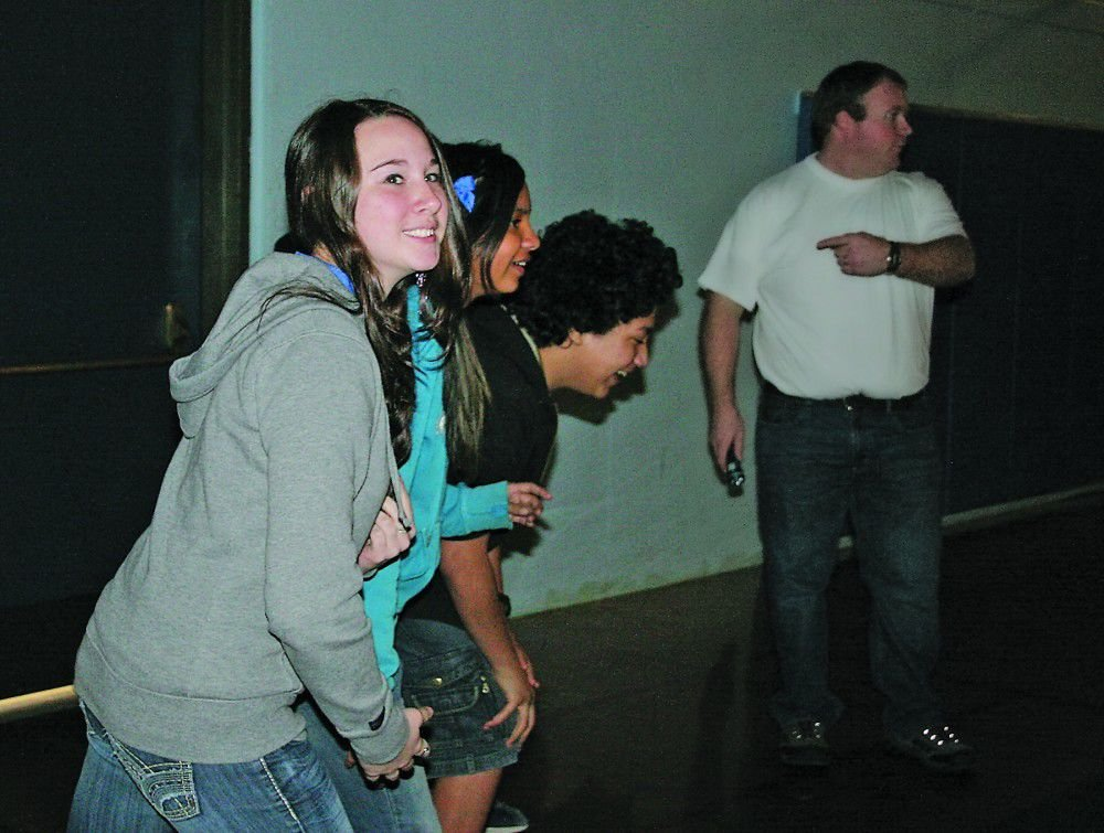 Umatilla Middle School conducts own 'Hunger Games'