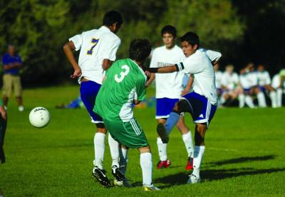 Results mixed for area soccer teams