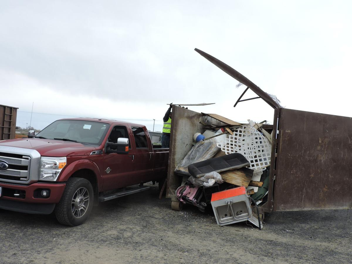 Free Recycling Day in Hermiston