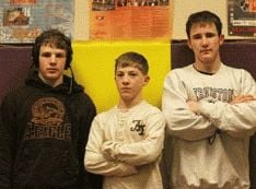 HHS wrestlers brothers in more ways than one