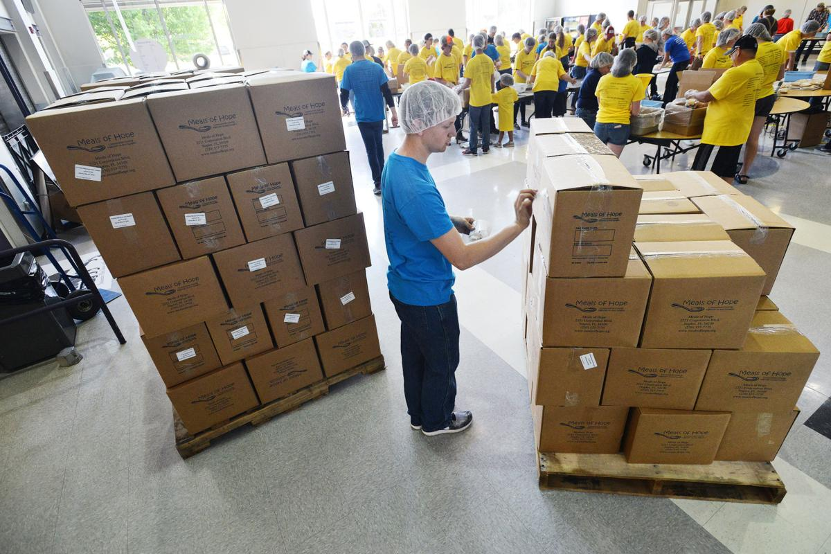 FFA powers 40,000 mac and cheese meal donation