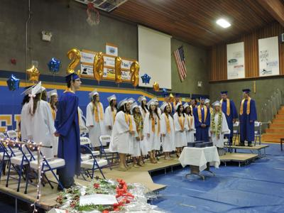 Stanfield  Class of 2018 urged to address  what's wrong with the world