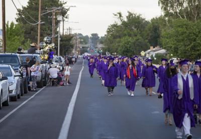 Hermiston High School Honor Walk