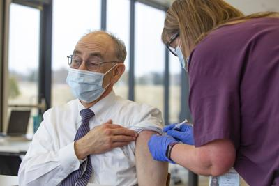 St. Anthony COVID-19 Vaccine