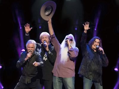 The Oak Ridge Boys to perform mix of old favorites, new hits at fair