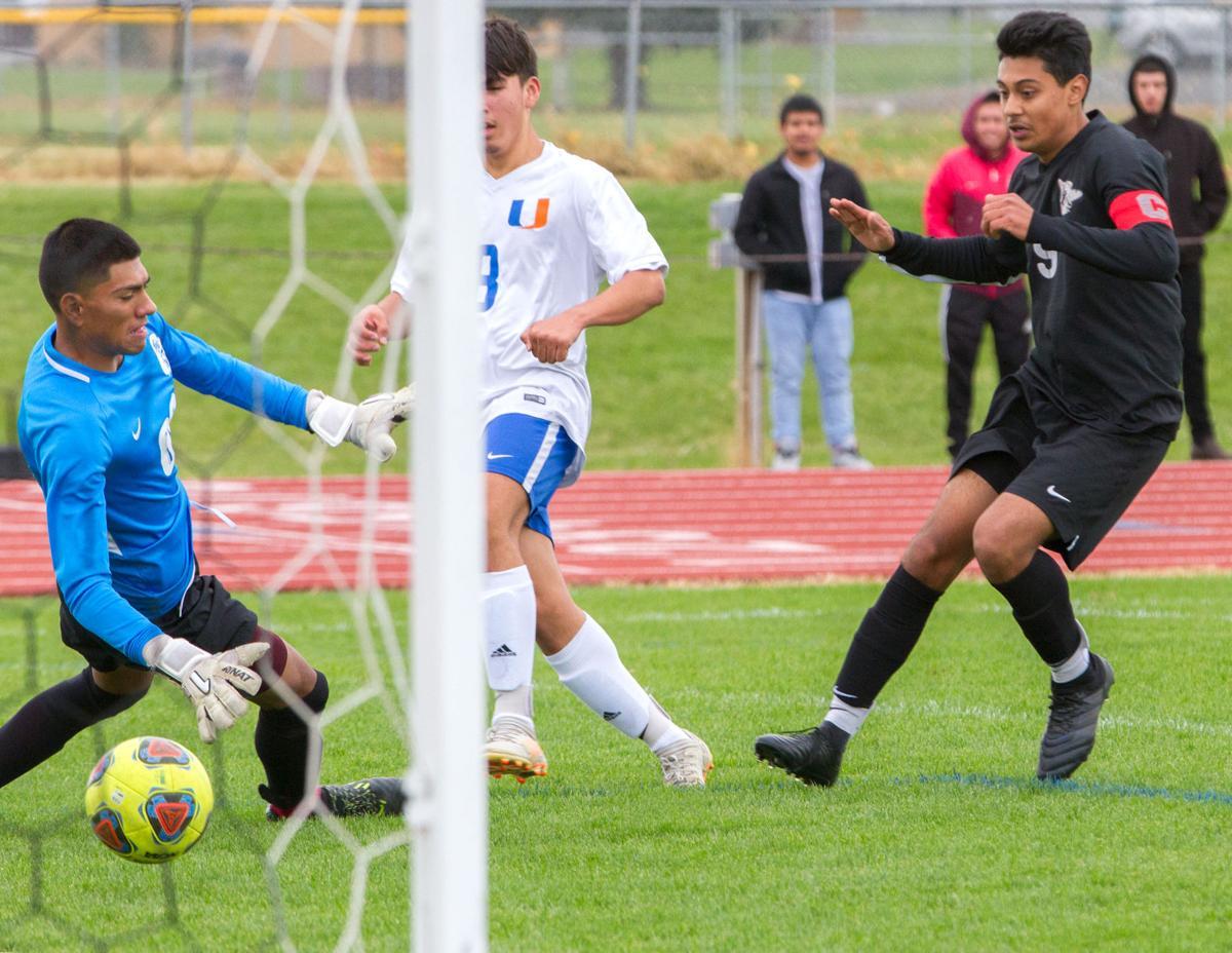 Boys soccer | Umatilla at Riverside