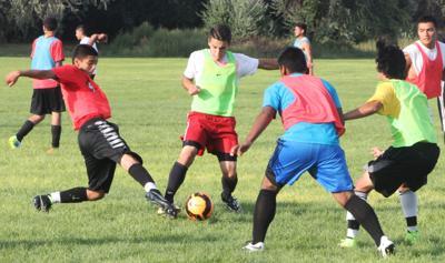 Sky is the limit for Bulldog boys soccer