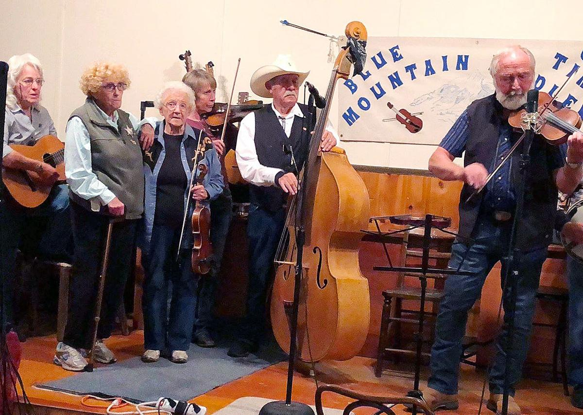 Seniors Old Time Fiddlers