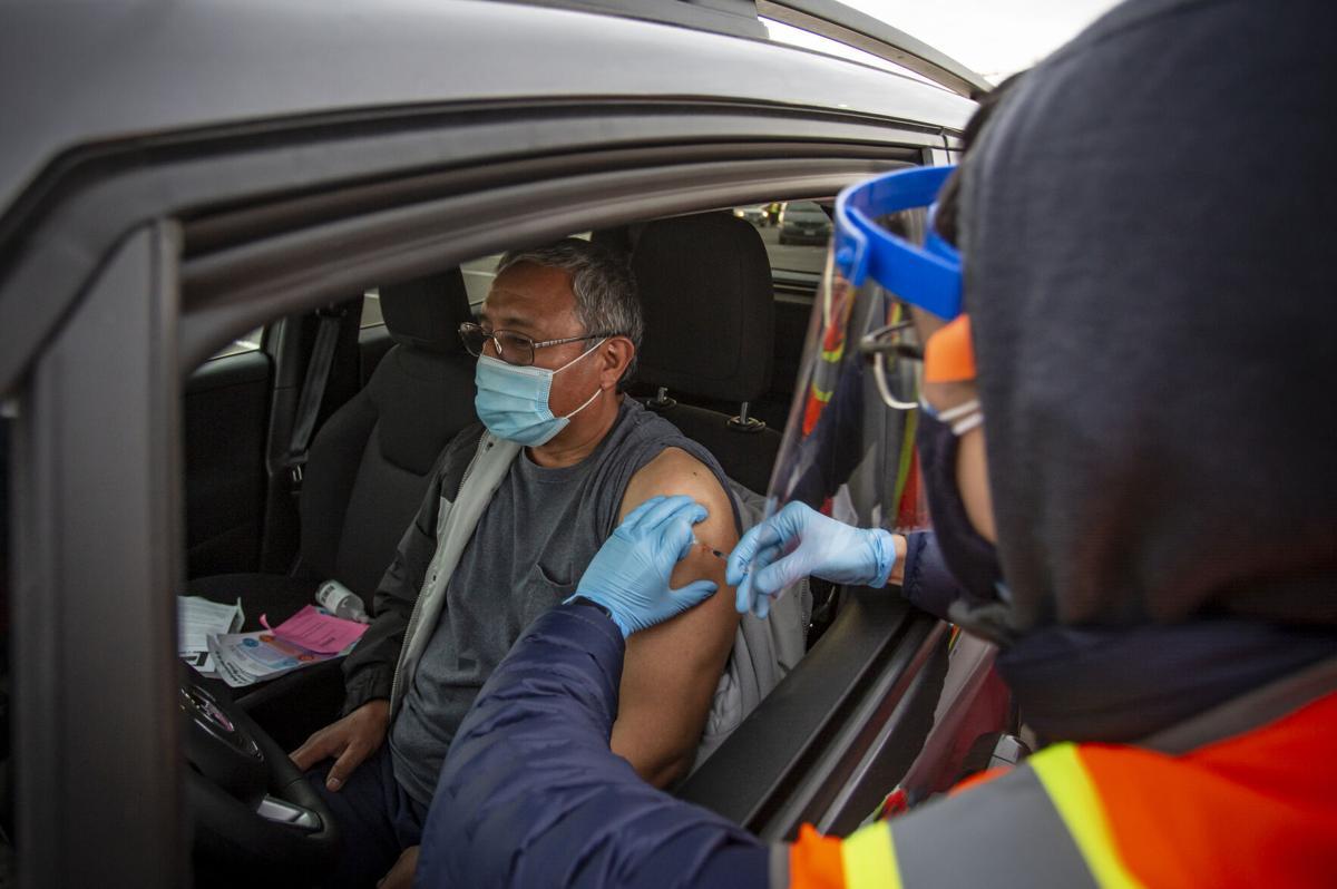 Morrow County Farmworker Vaccinations
