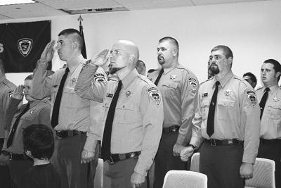 TRCI hosts corrections officers graduation