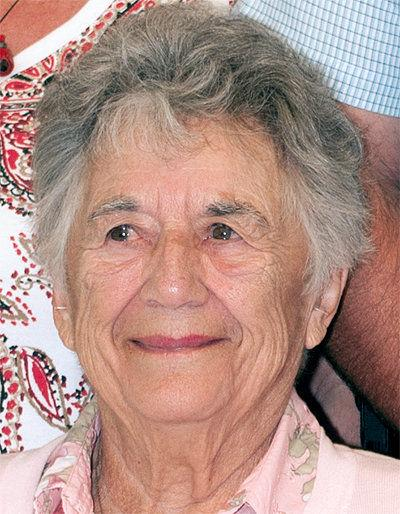 Estephana 'Estie' Correa Billing Echo August 7, 1922-April 30, 2016