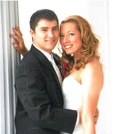 WEDDING: Nevin-Cook