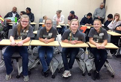 Highland Hills team turns page during book battle