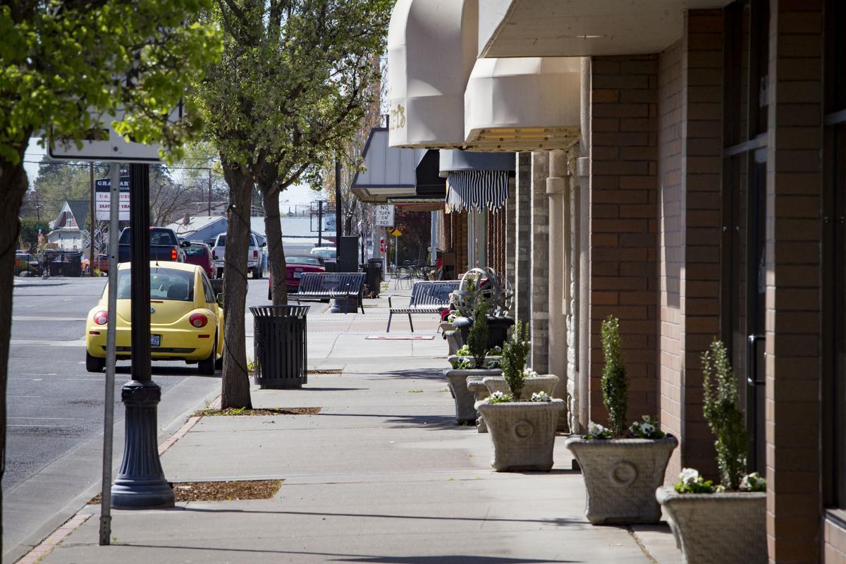 Downtown Hermiston