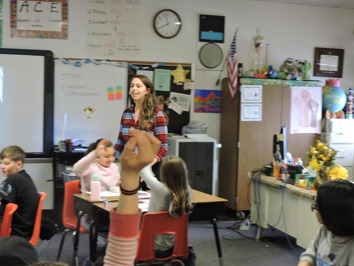 Highland Hills teacher of the year talks student success