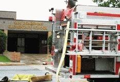 Fire shuts down Boardman school