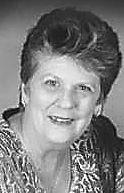 Obituary: Carol Margaret Hudson
