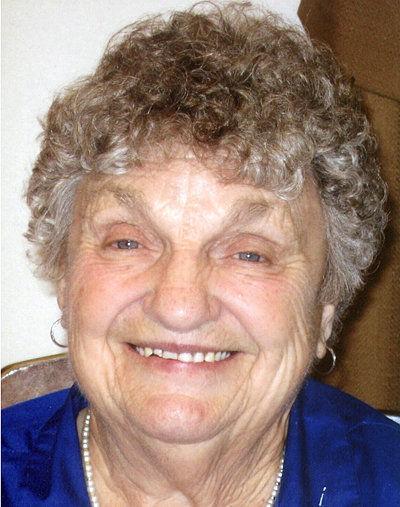 Patricia P. 'Pat' Templeton Hermiston November 15, 1927-January 9, 2016