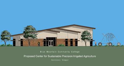 BMCC officials say new ag center would benefit many