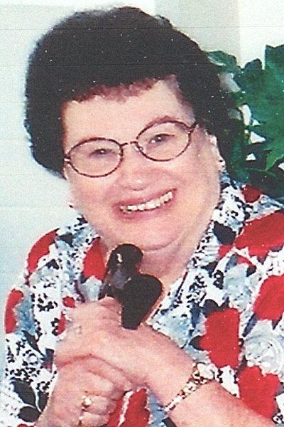 Bonnie Bell Bates (Frank) Salt Lake City Aug. 18, 1932 - Sept. 25, 2018