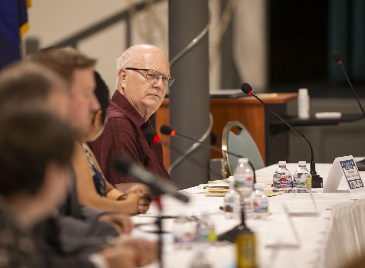 2020 Hermiston City Council Candidate Forum - Hardin