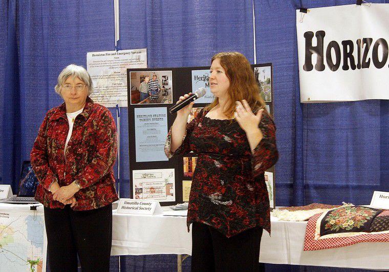 Nonprofits take center stage at Hermiston Chamber event