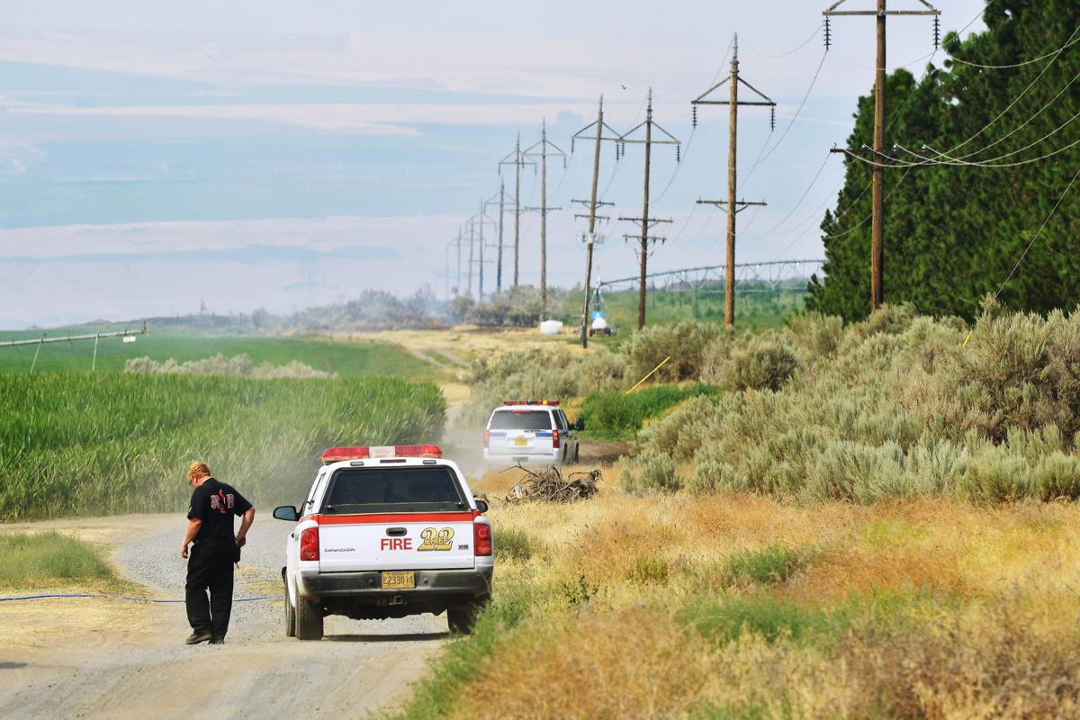 Fire along Highway 730 grows to 10,250 acres