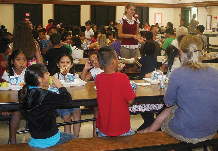 Thousands of meals served during Umatilla summer lunch program