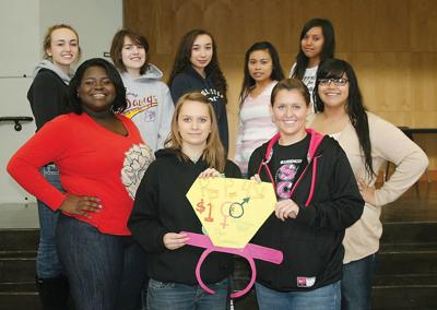 Child development class raises students' infant awareness