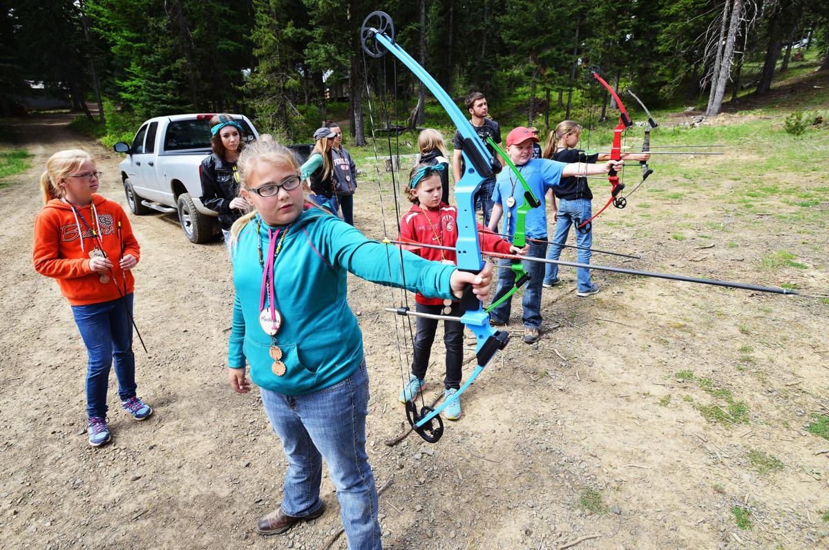 Expanding the Classroom: Students take in Outdoor school