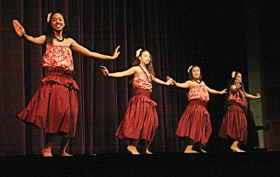 Variety Show gives local talent center stage