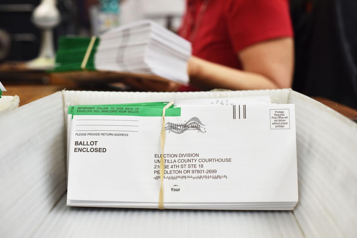 Umatilla County turnout low