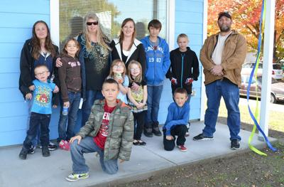Hermiston family sees 'Habitat' dream home become a reality