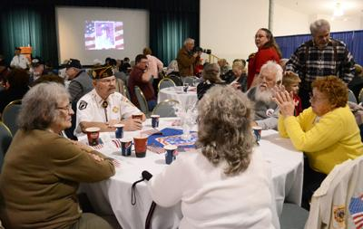 Chamber honors those who served at breakfast