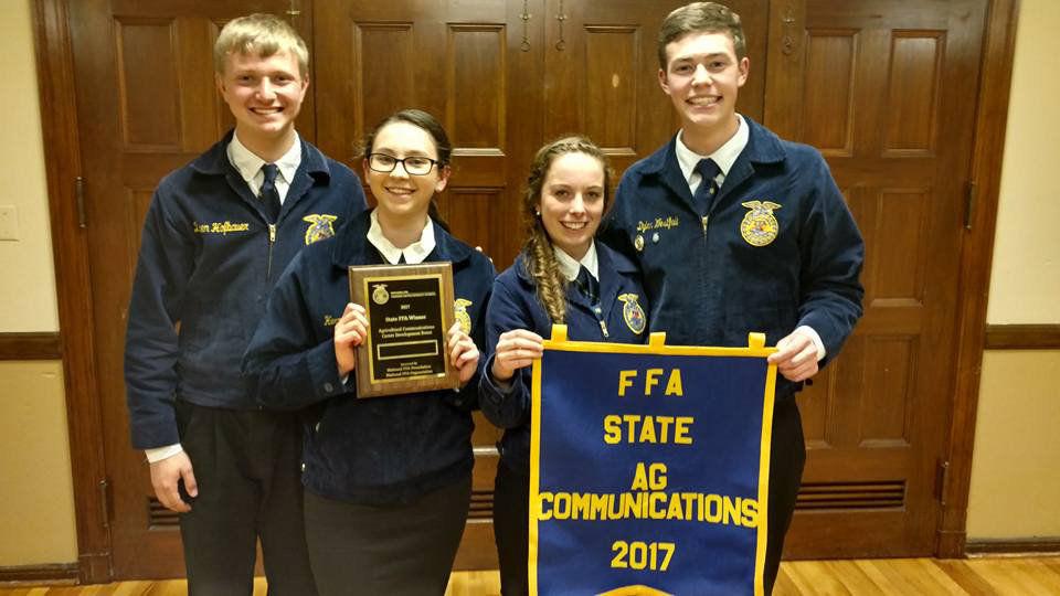 FFA wins big at state