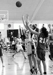 LADY COUGARS NOTCH SWEEP OVER WEEKEND