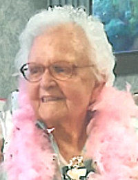 "Elvira B. ""Elvy"" Eisele Umatilla July 28,1917 - Sept. 23, 2018"
