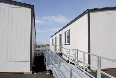 Hermiston gets new modulars to accommodate for increase in enrollment, full-day kindergarten