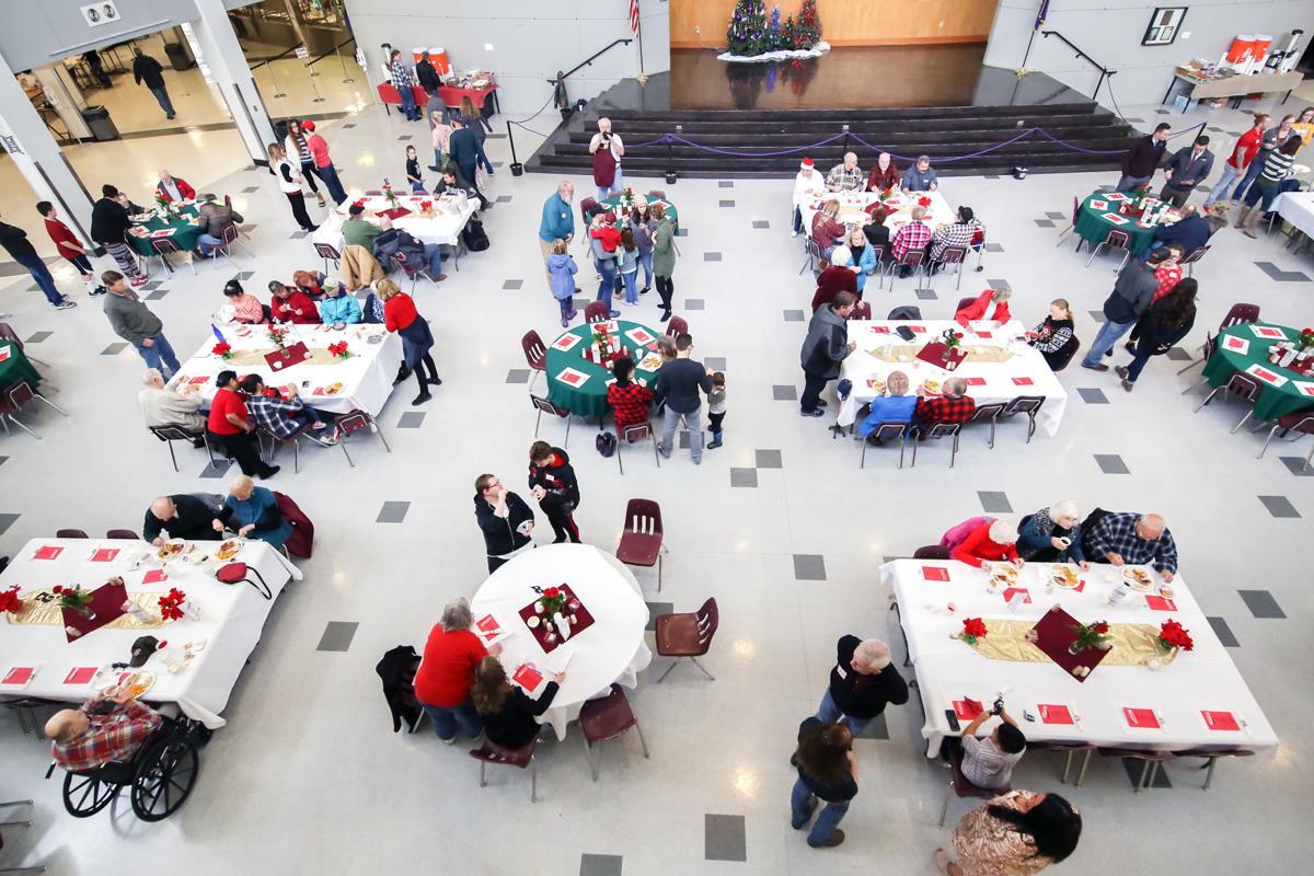 Community Fellowship Dinner
