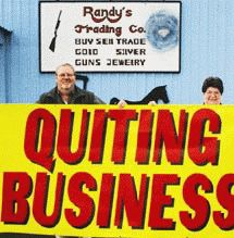 Randy's Trading Post to close in February