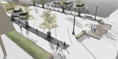 Festival street construction begins Thursday