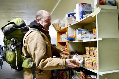 Ministry offers hope to the homeless