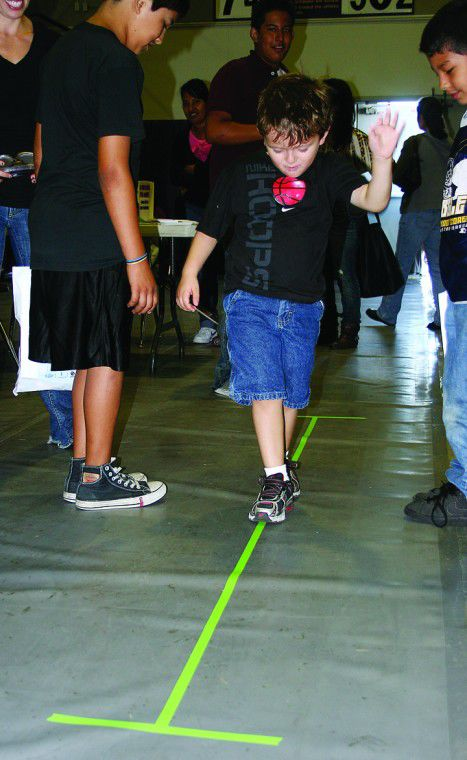 Family health day doubles last year's turnout