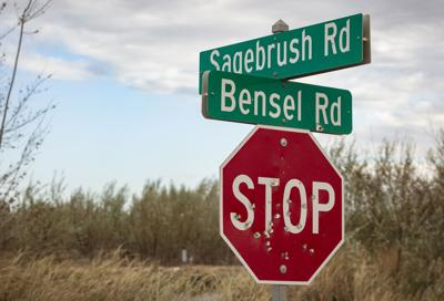 Bensel and Sagebrush