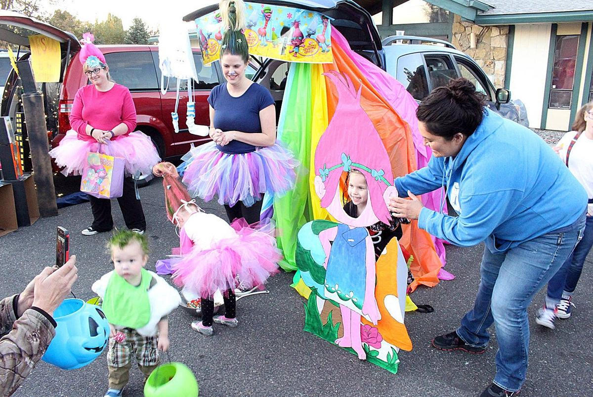 Raising Halloween spirit with candy, costumes and holiday cheer