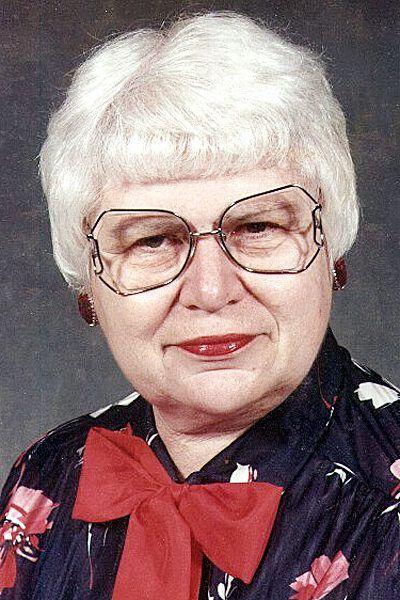 Betty Jean Green Hermiston Aug. 10, 1925-Nov. 22, 2014