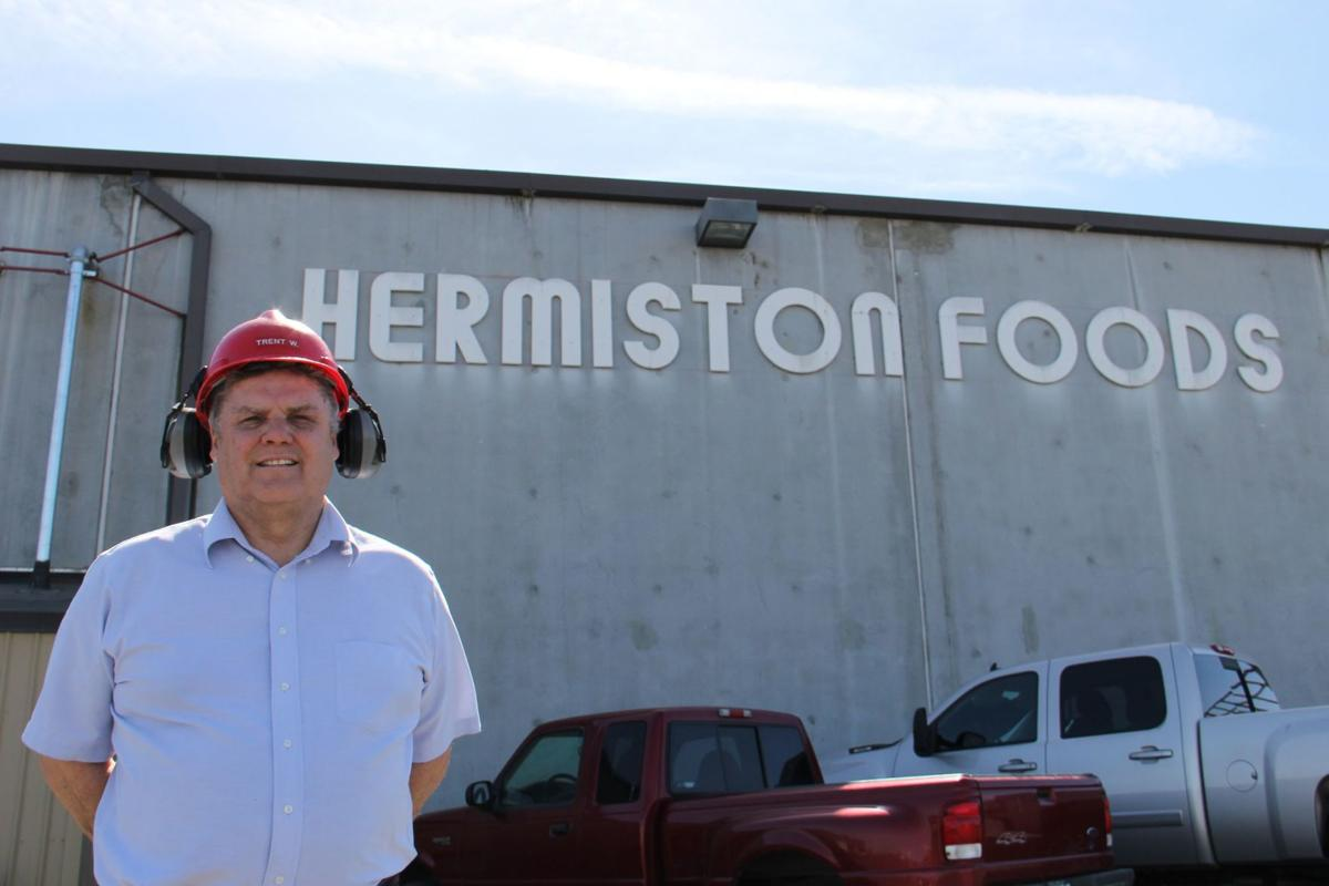 NORPAC closing Hermiston Foods this year