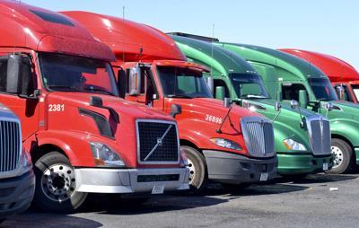 Semi-truck parking still OK in Stanfield