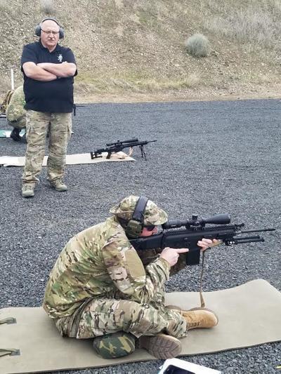 Umatilla County Sheriff's Office trains new marksmen
