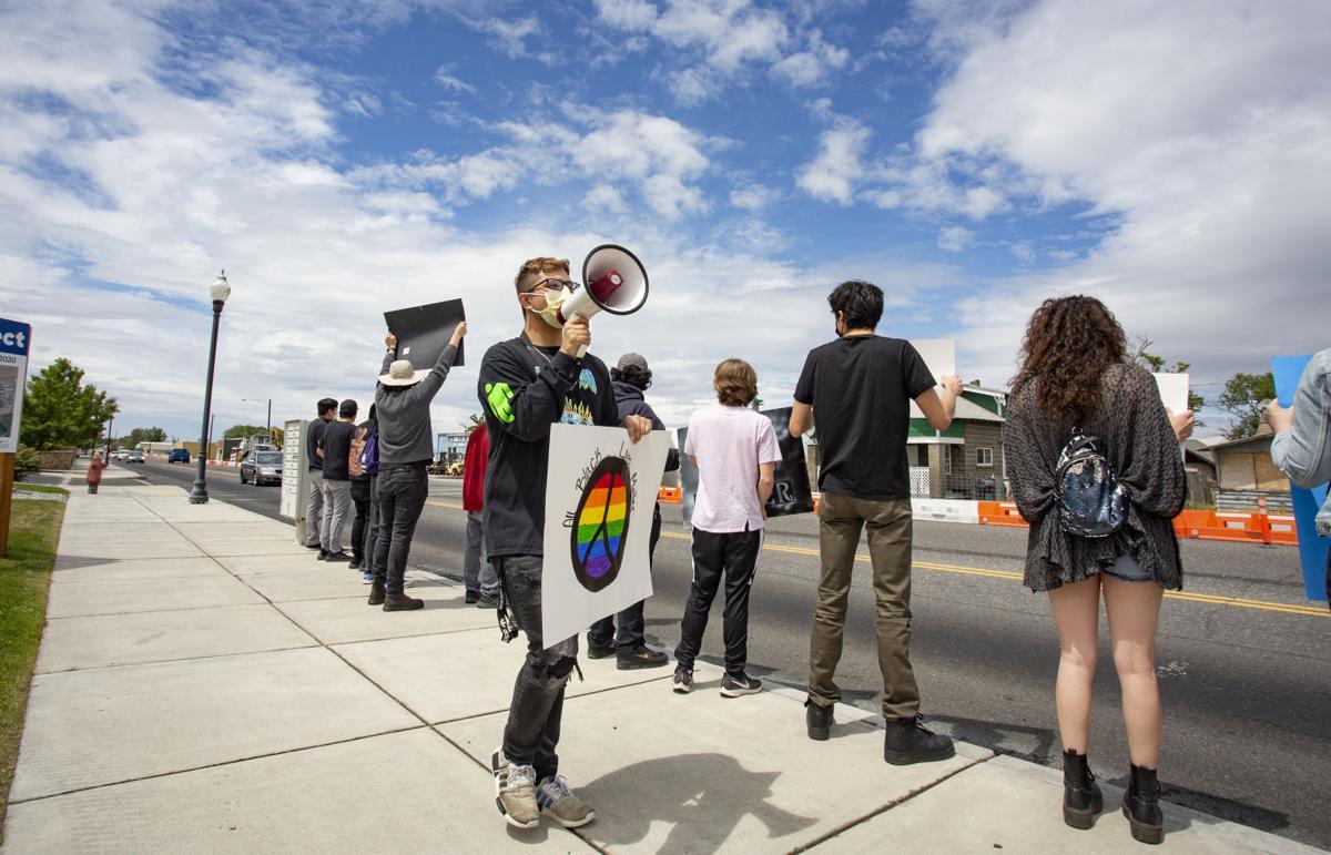 Umatilla Protest
